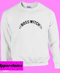 Boss Witch Sweatshirt