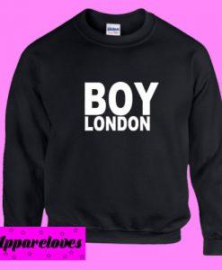 Boy London Sweatshir
