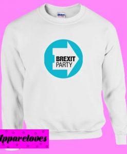 Brexit Party Sweatshirt