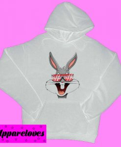 Bugs Bunny Supreme Sunglasses Hoodie pullover