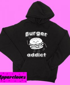 Burger Hoodie Burger Addict Hoodie pullover