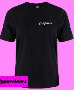 California Dark Grey T Shirt