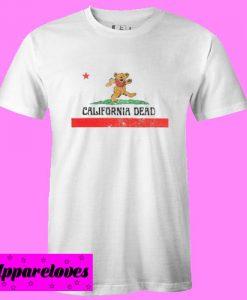 California Dead T Shirt