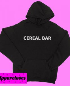 Cereal Bar Hoodie pullover