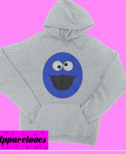 Cookie Monster Youth Hoodie pullover
