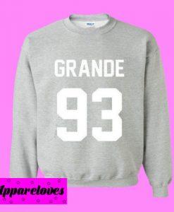 Grande Sweatshirt
