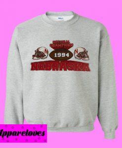 Nebraska Cornhuskers National Champions Sweatshirt Men And Women