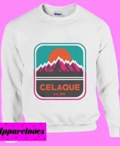 Neon Celaque Retro Sweatshirt Men And Women