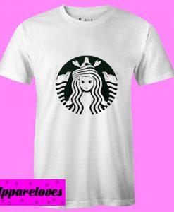 ariel mermaid starbucks T Shirt