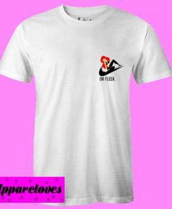 ariel on fleek T Shirt