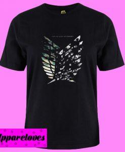 attack of titan T Shirt