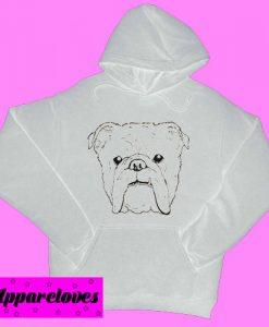 bulldog tan Hoodie pullover
