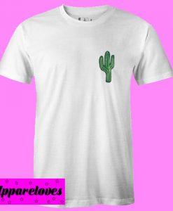 cactus mini art T Shirt
