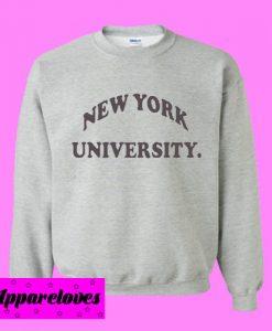 new york university Sweatshirt Men And Women