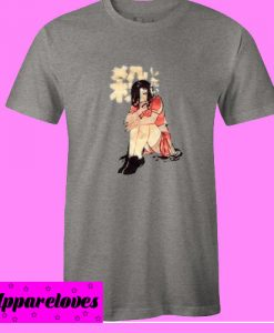 Anime Girl Japanese Japan T shirt