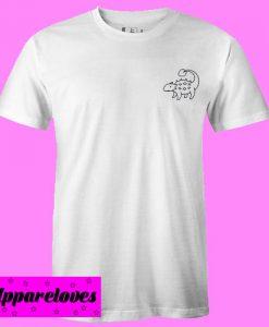 Ankylosaurus T shirt