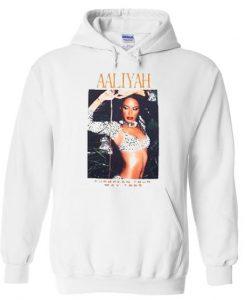 Aaliyah European Hoodie DAP