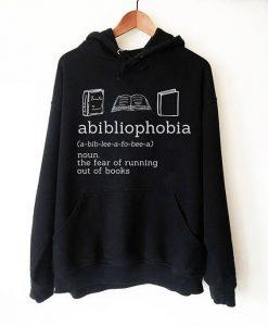 Abibliophobia Hoodie AY