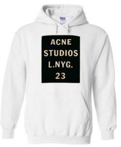 Acne-studios-L-NYG-23-Hoodie- AY