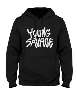 Adult Ben Hampton Young Savage Hoodie DAP