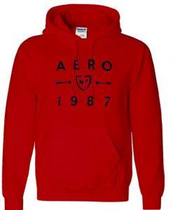 Aero 1987 hoodie AY