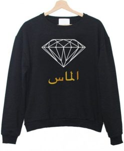 Almas Diamond Sweatshirt DAP