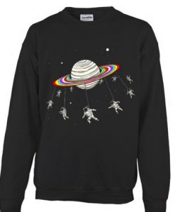 Astronaut Space Sweatshirt DAP