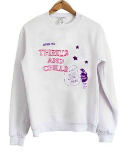 Astrowold Thrills And Chills Sweatshirt DAP