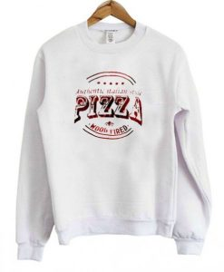 Authentic Pizza Sweatshirt DAP