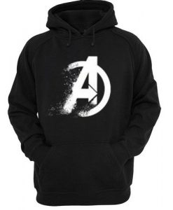 Avengers Endgame Logo hoodie AY