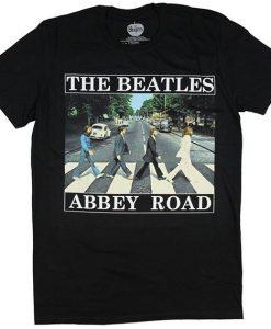Beatles Abbey Road Licensed Graphic T-Shirt DAP