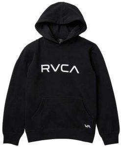 Big RVCA Hooded dap