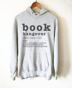 Book Hangover Hoodie AY