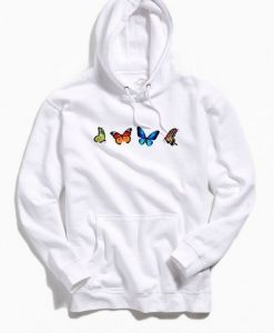 Butterfly Hoodie AY