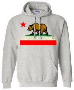 CALIFORNIA REPUBLIC HOODIE ZNF08
