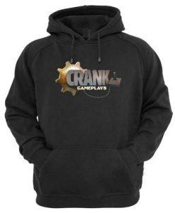Crank Gameplays Logo Hoodie DAP