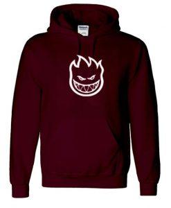 Devil flame hoodie AY