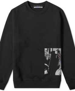 1017 ALYX 9SM Patriot Crew Sweat DAP