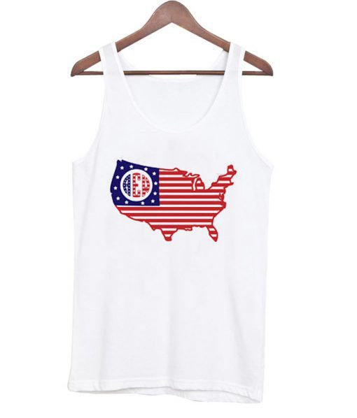 4th of July Tanktop DAP