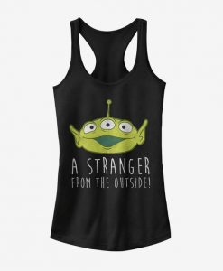 A Stranger From The Outside Tank Top ZNF08