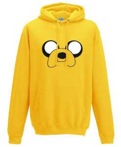 ADVENTURE TIME JAKE THE DOG HOODIE ZNF08