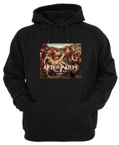After Party Year 27 AC Hoodie ZNF08