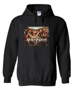 After party hoodie AY
