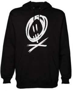All Time Low Scratch Hoodie AY