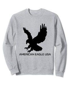American Eagle USA #16 Sweatshirt DAP