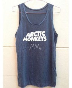 Arctic Monkeys Tank Top ZNF08