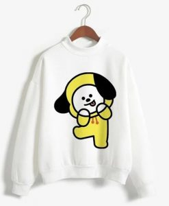 Army BTS Sweatshirt ZNF08
