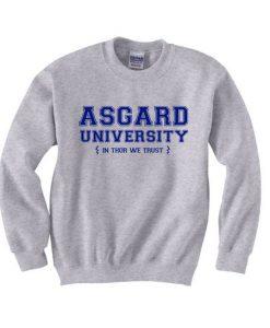 Asgard University Sweater DAP
