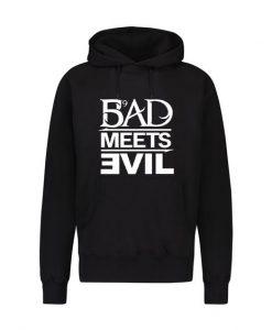 BAD MEETS HOODIE AY