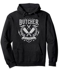 BUTCHER Hoodie DAP